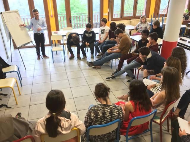 Inconscient-VAKOG-LesAiglons-Collège-Stéphane ROSSIGNOL
