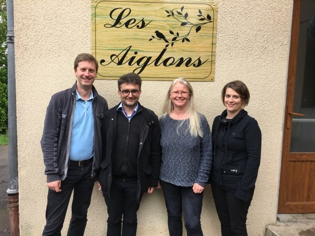 Les aiglons-Collège-Stéphane ROSSIGNOL-Equipe pédagogique